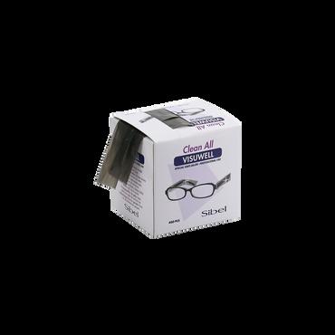 CLEAN ALL Glassafe Brilbeschermers 400Paar/4482900