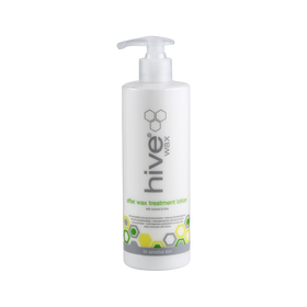 Hive After Wax Treatment Lotion Coconut & Lime 400ml