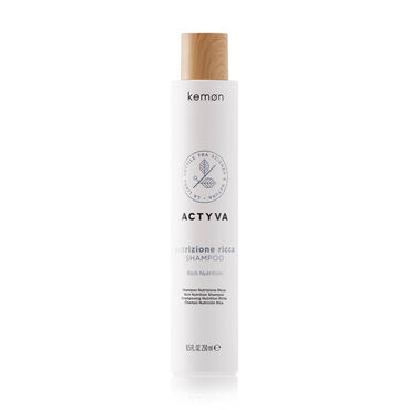 Kemon Actyva Nutrizione Ricca Shampoo 250ml