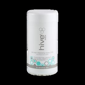 Hive Pre Wax Cleanser Wipes tt 100 st