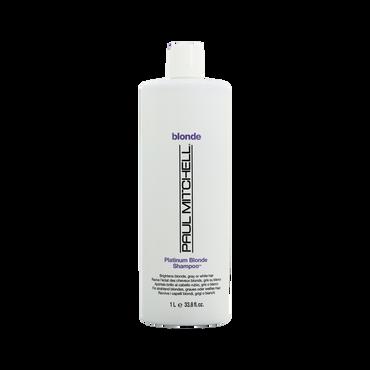 Paul Mitchell Platinum Blonde Shampoo 1l
