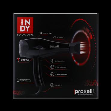 PROXELLI Föhn Indy 2000W Black