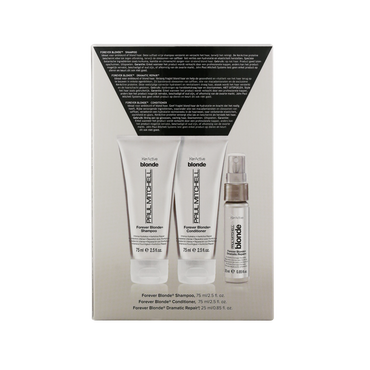 Paul Mitchell Forever Blonde Take Home Kit 175ml