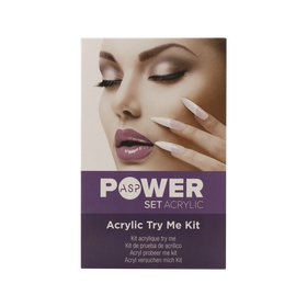 ASP Power Set Acrylic Try Me Kit