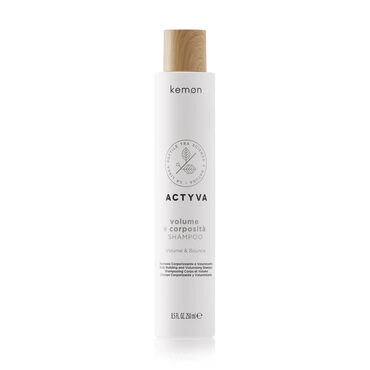 Kemon Actyva Volume e Corp Shampoo 250ml
