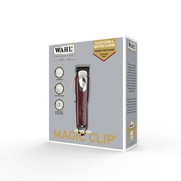 Wahl Tondeuse 5 Star Magic Clip Draadloos
