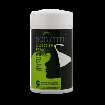 Scrummi Colour Removal Wipes 100 st