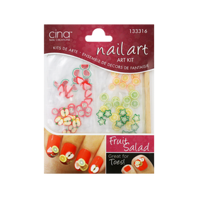 Cina Nail Art Fruit Salad kit