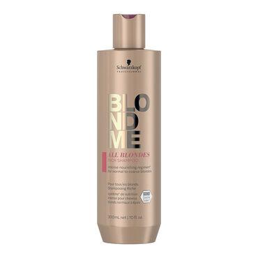 Schwarzkopf BlondMe AB Rich Shampoo 300ml