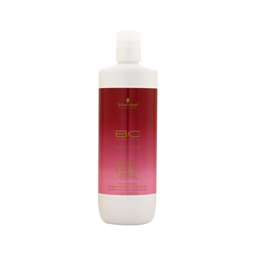 Schwarzkopf Bonacure  OM Brazilnut Shampoo 1l