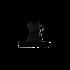 Sibel Verdeelklem Croco Small Zwart 12st/931003202