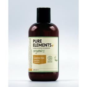 Pure Elements Green Tea Purifiërende Shampoo - BIO 250ml