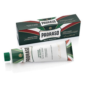 Proraso Green Shaving Cream In A Tube 150ml