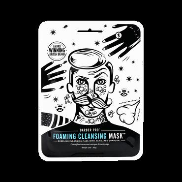 Barber Pro Gezichtsreinigingsmasker Foaming