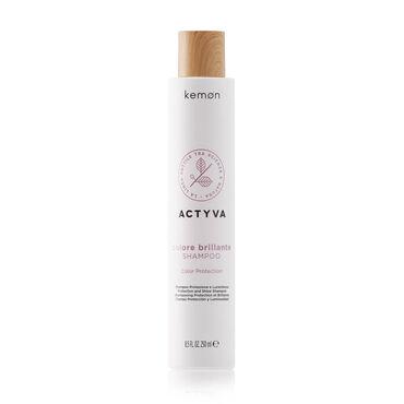 Kemon Actyva Colore Brillante Shampoo 250ml