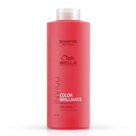 WELLA Invigo Color Brilliance Shampoo Fine 1l