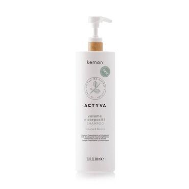 Kemon Actyva Volume E Corposita Shampoo 1l