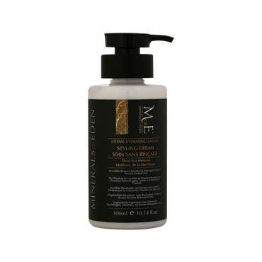 Minerals Of Eden Instant Hydrating Leave-In Styling Cream 300ml
