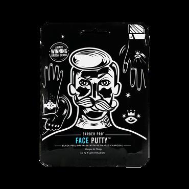 Barber Pro Gezichtsmasker Putty 3x7g