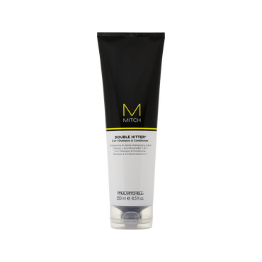 Paul Mitchell Mitch Double Hitter Shampoo 2 In 1 250ml