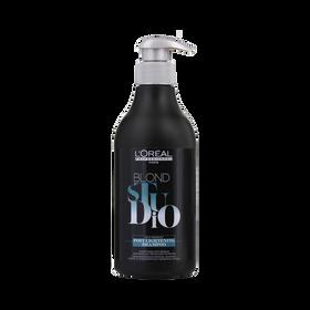 L'Oréal Blond Studio Post-Lightening Shampoo 500ml