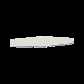 ASP Nagelvijl Angle White 100
