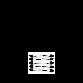 Jean Marin Navulling Schuimapplicator x 10 stuks