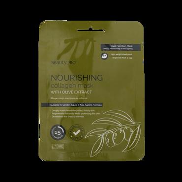 Beauty Pro Gezichtsmasker Collagen Nourishing 23g