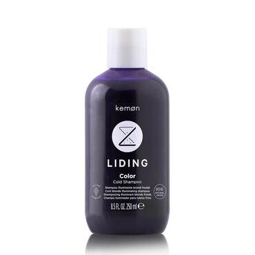 Kemon Liding Color Cold Shampoo 250ml