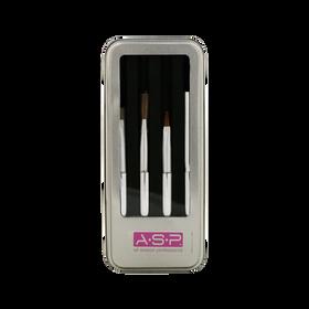 ASP Master Tech Tool Acrylic Borstel Set