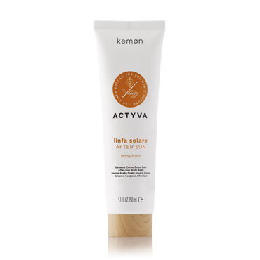 Kemon Actyva Linfa Solare After Sun Body Balm150ml