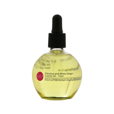 ASP Cuticle Oil Coconut & White Ginger 73ml
