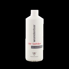 Wunderbar Color Neutralizer Shampoo 1l