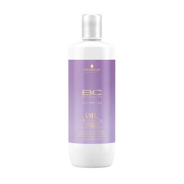 Schwarzkopf BC OM Barbary Fig Oil Shampoo 1l