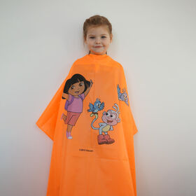 Nebur Childrens Cape 1022 Dora Orange