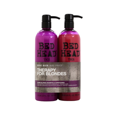 TIGI Bed Head Therapy For Blondes Duo 2x750ml
