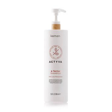 Kemon Actyva P Factor Shampoo 1l