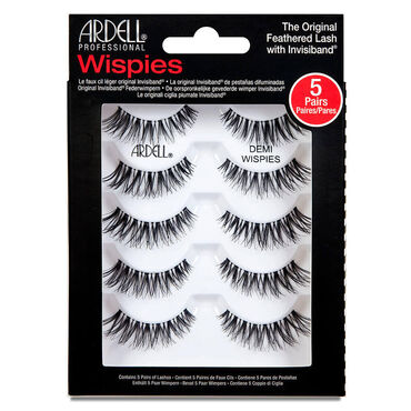 ARDELL Wispies Demi 5 Pack
