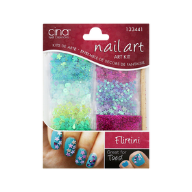 Cina Nail Art Kit Flirtini