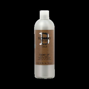 TIGI B For Men Clean Up Shampoo 750ml