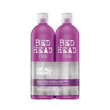 TIGI Bed Head Fully Loaded Duo 2x750ml
