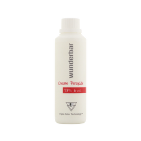 Wunderbar Cream Peroxide 1.9%-6Vol 120ml