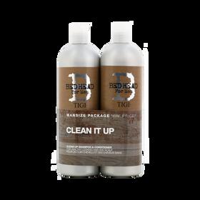 TIGI Clean It Up Duo 2x750ml