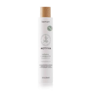 Kemon Actyva Volume E Corposita Shampoo 250ml