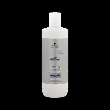 SCHWARZKOPF Bonacure  Scalp Purifying Shampoo 1l