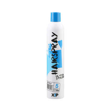 XP100 Hairspray Ultra Strong 500ml