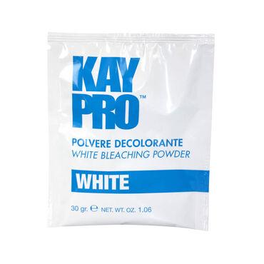 Kay Kaypro Bleaching Powder White 30g