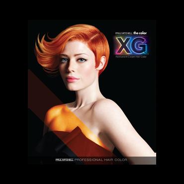 Paul Mitchell XG Color Kleurkaart