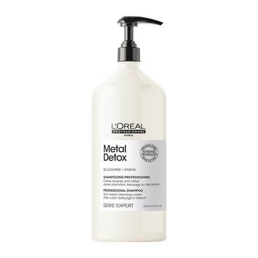 L'Oréal Professionnel Série Expert Metal Detox Shampoo 1500ml