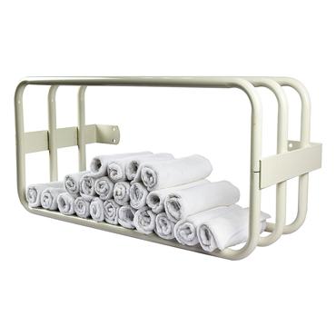 SALON SERVICES Handdoekrek White